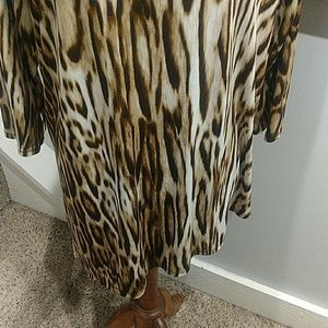 Chico's Tops - Size 3 Chico's Animal Print Top